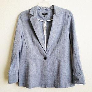 DREW Chambray Jacket Size Medium